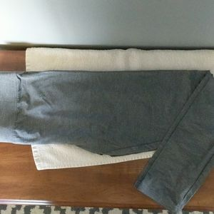 A New Day leggings sz M in gray